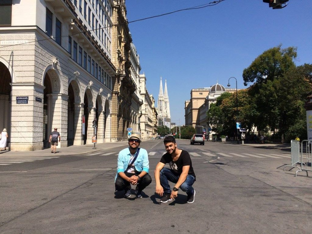 Azer and Praful